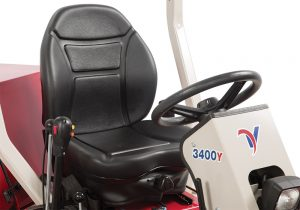 70.3040 SUSPENSION SEAT 3400