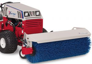 HB580 SIDEWALK SNOW BROOM