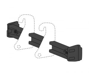 UNIVERSAL BOX PLOW COUPLER KIT