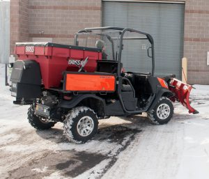 UTV V- BOX SPREADERS